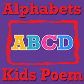 ABCD Alphabets Kids Poem VIDEO