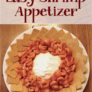 Easy Shrimp Appetizer for Parties!.