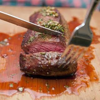 Mediterranean Tri-Tip Steak.