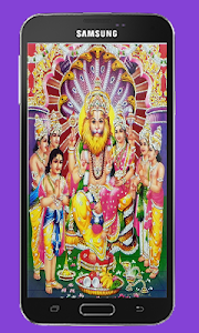 Laxmi Narasimha god Wallpapers screenshot 3