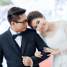 Wedding photographer Pitoon Viriyakuithong (akei789). Photo of 29.01.2017