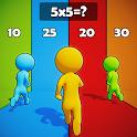Running quiz icon