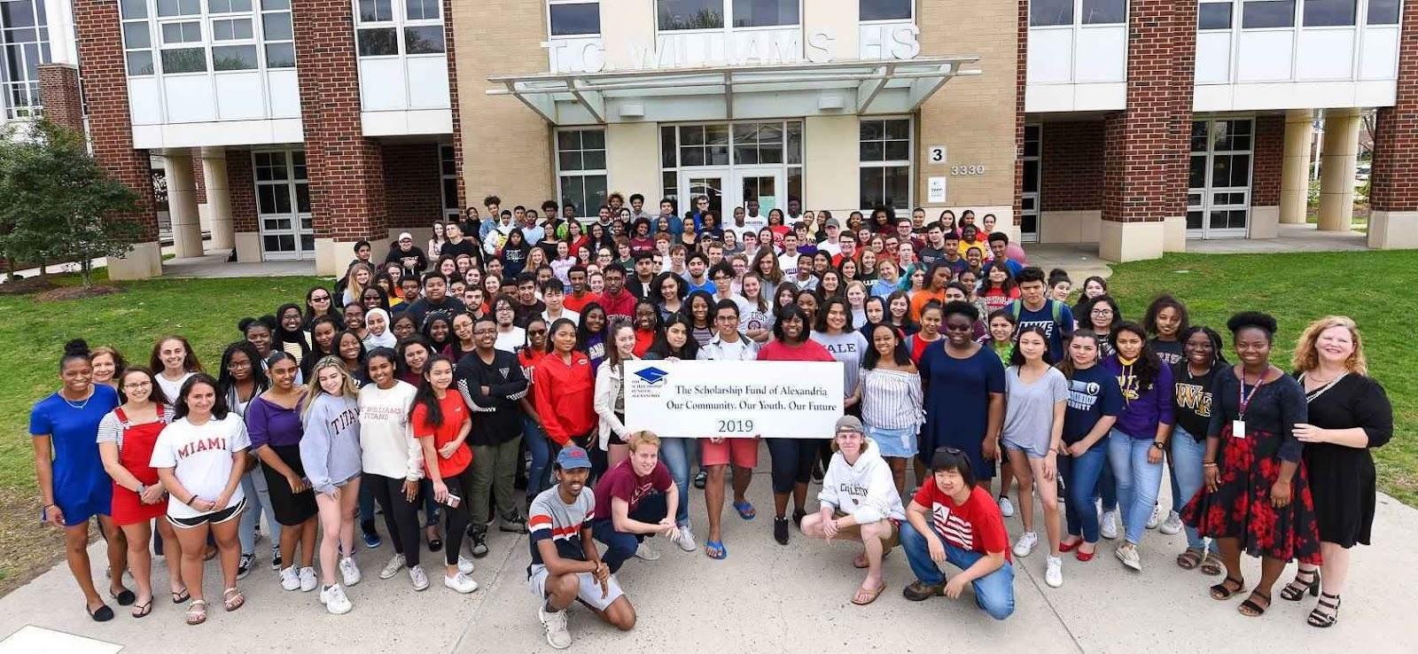 SCHOLARSHIP FUND OF ALEXANDRIA - Scholarship Fund of Alexandria COVID-19  Emergency Appeal