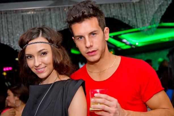 Photo: Opening night at Love F Bar, Bangkok