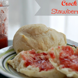 {Crock Pot} Strawberry Jam