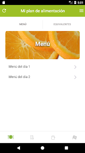 Mis Consultas Eat Smart Apps: miniatura de captura de pantalla