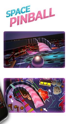 Space Pinball screenshot 2