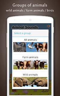 Animal Sounds screenshot 04
