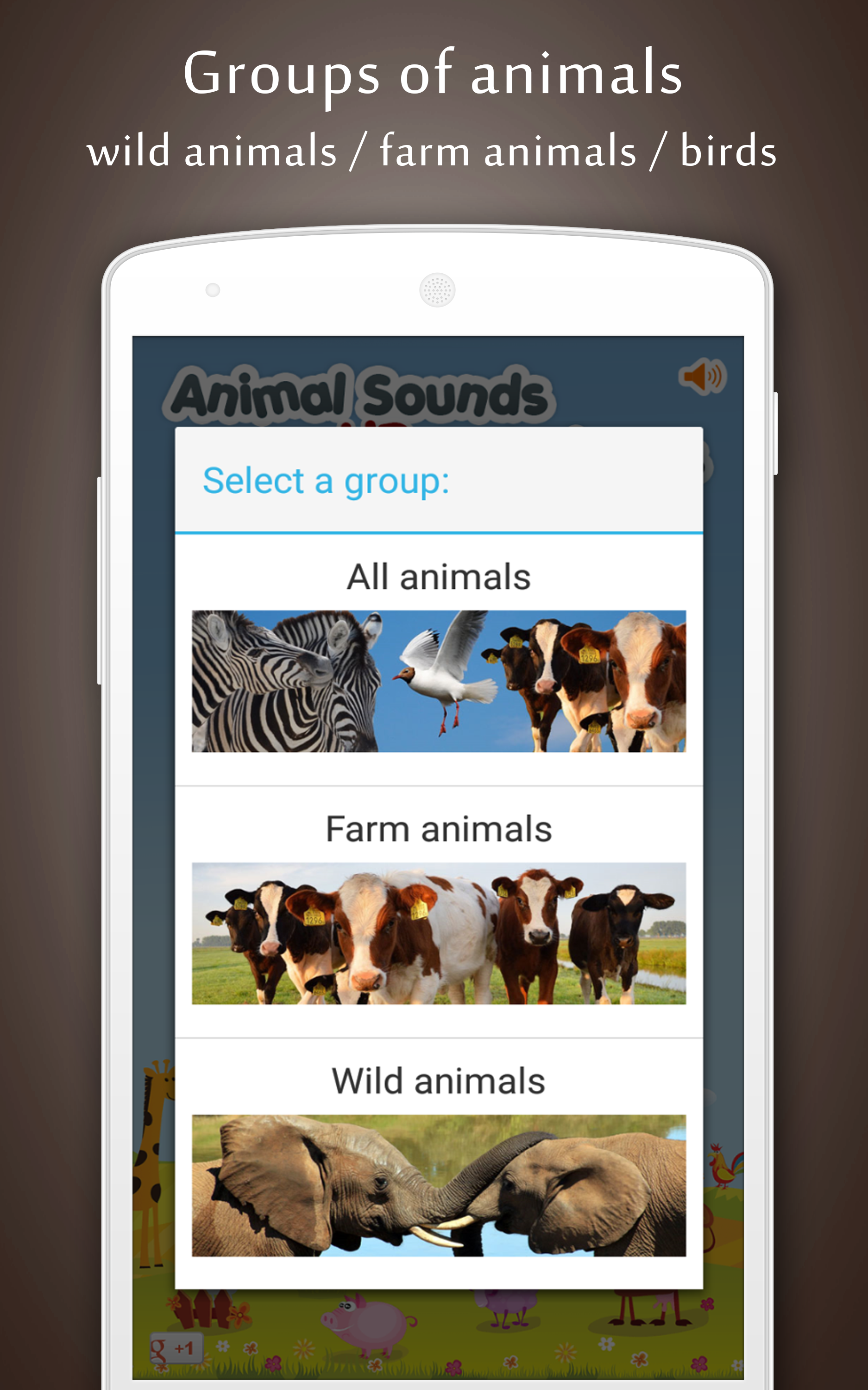 Animal Sounds screenshot #5