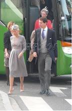 Photo: Crown Prince Pavlos and Crown Princess Marie Chantal of Greece