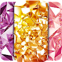 Crystal Wallpaper 💝💘💗💞💓 icon
