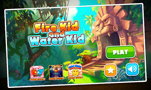 Fire Kid And Water Kid – Fire and Water Maze 5