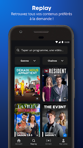 MYTF1 • TV en Direct et Replay ss2