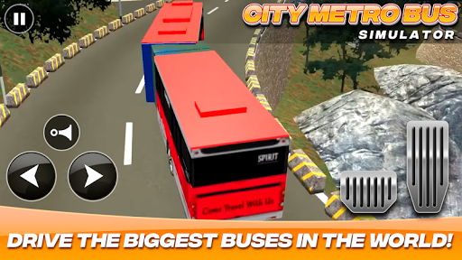 City Metro Bus Simulator 2.0 screenshots 1