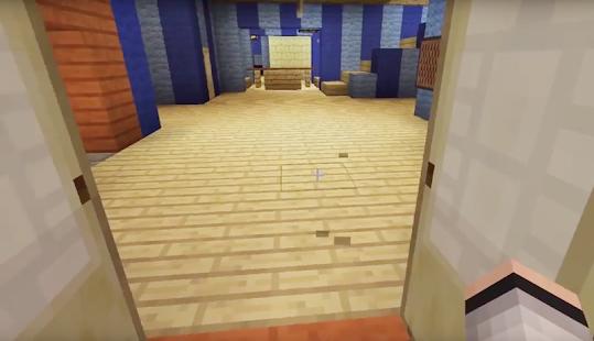 Map Walkthrough Minecraft Hello Neighbor Mod Apk