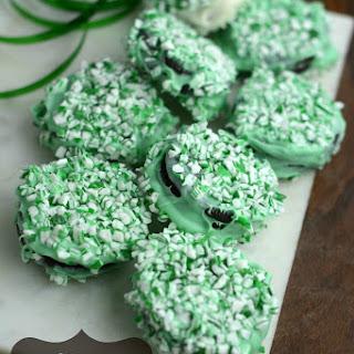 Oreo Mint Cookies.