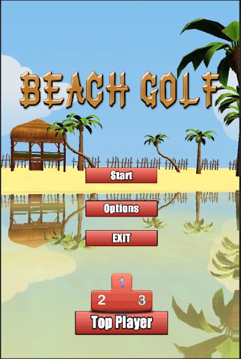Extreme Beach Golf 3D