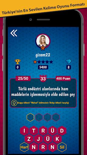 StockWord: Ödüllü Kelime Oyunu  screenshots 2