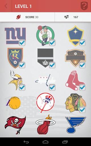 US Sports Logo Quizz