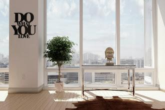Photo: DekoSign napis dekoracyjny na ścianę DO WHAT YOU LOVE DWYL1-1   99 zł