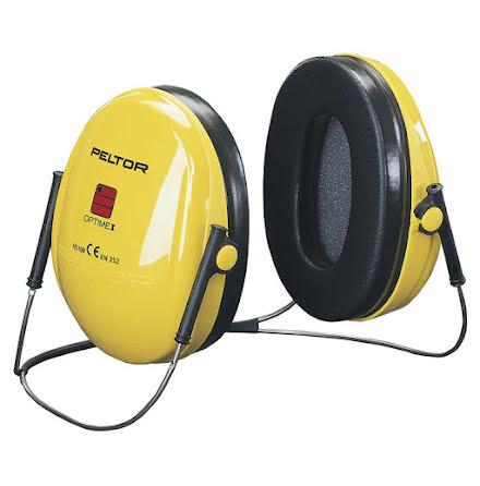 Hörselskydd Peltor Optime I med nackbygel