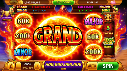 Golden Casino: Free Slot Machines & Casino Games screenshots 1