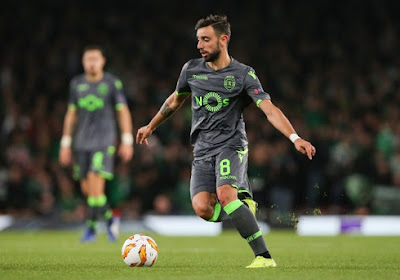 Bruno Fernandes is op weg naar Real Madrid
