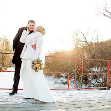 Wedding photographer Andrey Nesterenko (Nesterenko). Photo of 17.02.2015