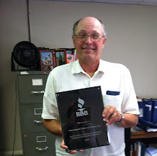 Photo: Michael Boardman President of iccoin.com in Montpelier, VT. Celebrating 25 years as an Accredited Business.