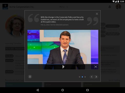 Adobe Captivate Prime screenshot 10