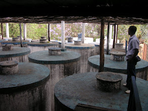Photo: Winery, concrete Malagasy style