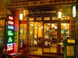 Nhà hàng Chapa tại địa chỉ 40 Cầu Mây nơi thu hút thực khách tại SaPa