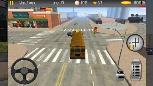 校车驾驶3D星际2|玩模擬App免費|玩APPs