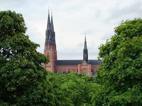 Photo: Uppsala - Katedra gotycka