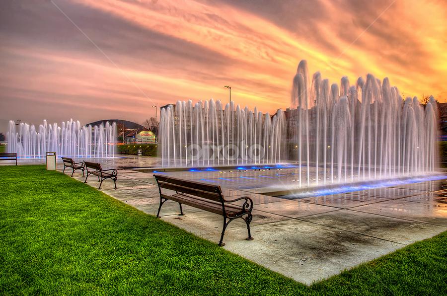 by Boris Frković - City,  Street & Park  Fountains