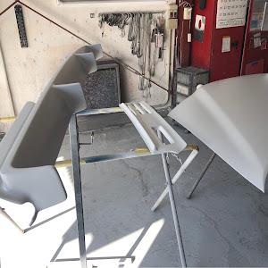 アルトワークス HA36S の塗装のカスタム事例画像 あしまわり本舗 まちゃさんの2019年01月17日11:02の投稿
