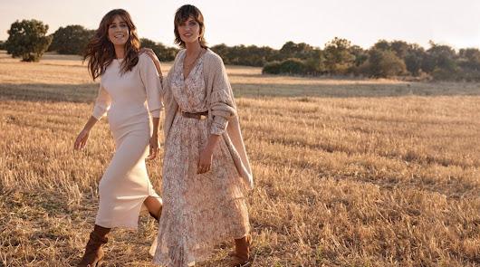 Isabel Jiménez y Sara Carbonero venden su firma de moda Slow Love a Cortefiel