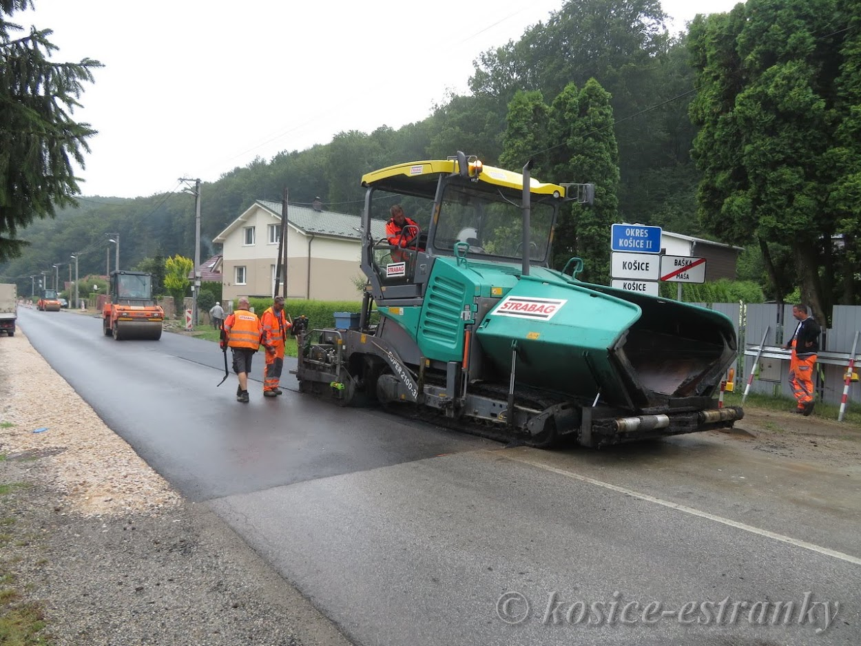 Rekonštrukcia Myslavskej cesty