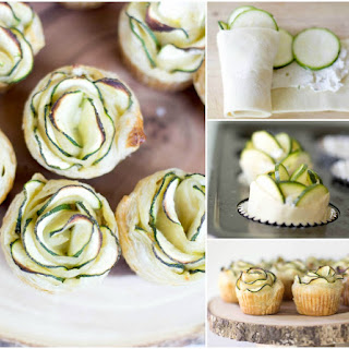 Easy and Delicious Zucchini Puff Pastry Appetizers Recipe