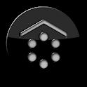 Smart Launcher GSLTHEME Black icon