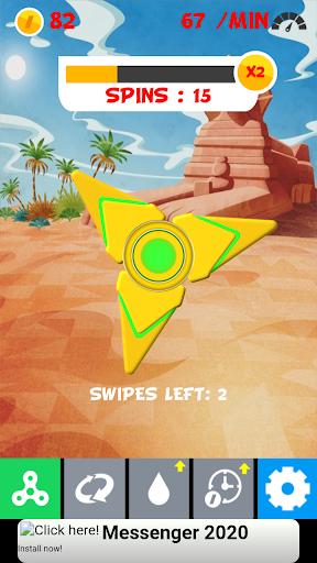 Egypt Spinner