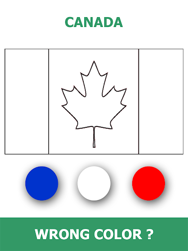 Flags Quiz Gallery : Quiz flags name and color apkpoly screenshots 8
