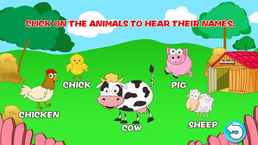 苏菲亚的动物农庄- 宝宝学习免费游戏
