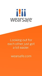 Wearsafe Personal Safety- screenshot thumbnail