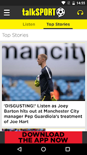 talkSPORT- screenshot thumbnail
