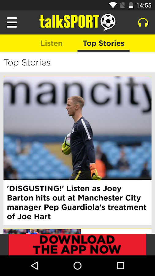 talkSPORT- screenshot