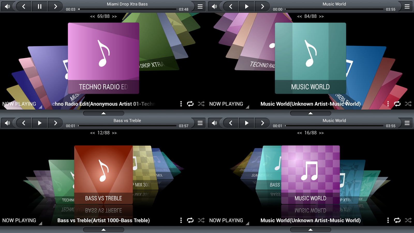 Mega Theme Pack 3 iSense Music- screenshot