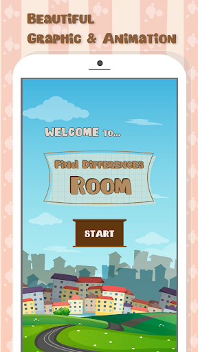 Code Triche Find Differences - Room APK MOD screenshots 1