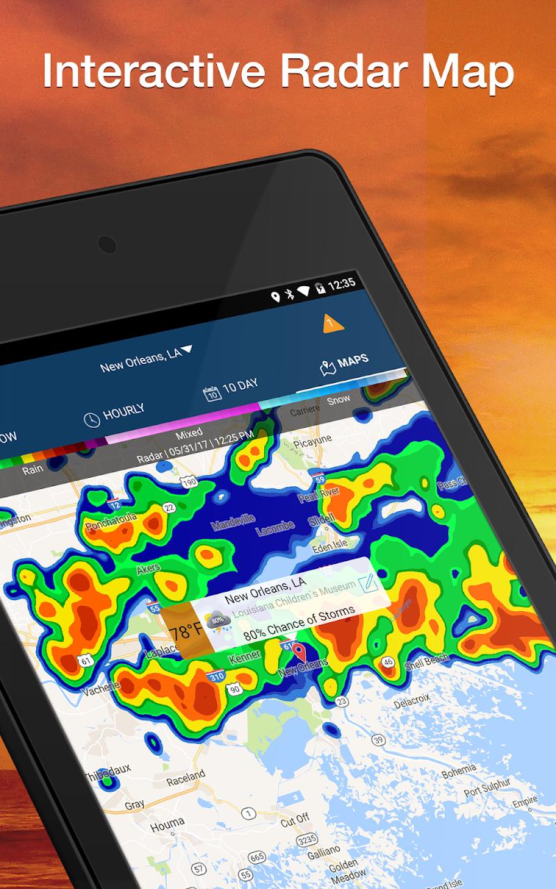Weather Elite by WeatherBug Screenshot 12