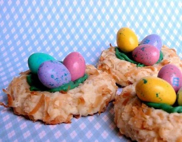 Bird's Nest Cookies Recipe